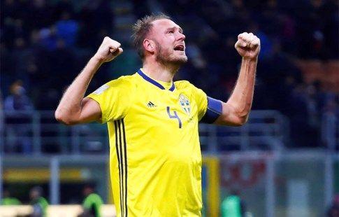 Матч против Мексики может стать для Гранквиста последним в сборной Швеции