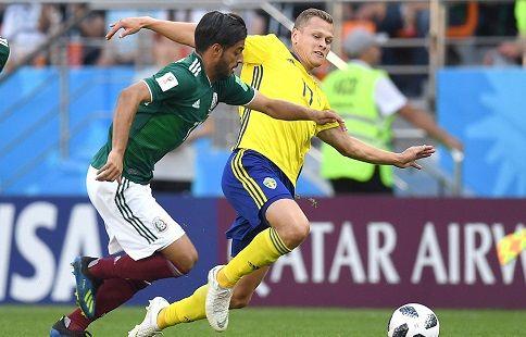 """Андреас Гранквист: """"У нас многое получилось в игре с Мексикой"""""""