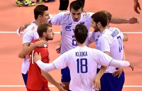 Победа США над поляками вывела Россию в полуфинал Лиги наций