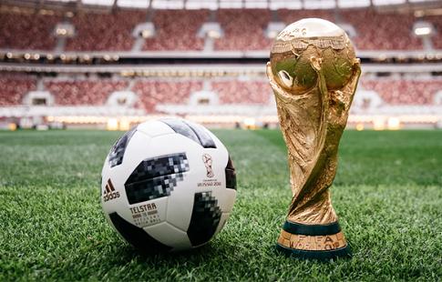Матчи чемпионата мира-2018 посетило более 3 млн зрителей