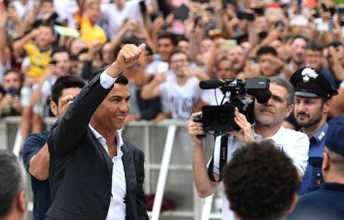 """Мать Роналду: """"Мой сын сделает """"Ювентус"""" ещё более великим клубом"""""""