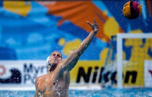 Мужская сборная России уступила Сербии на чемпионате Европы по водному поло