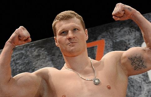 Поветкин назвал своё преимущество в поединке против Джошуа