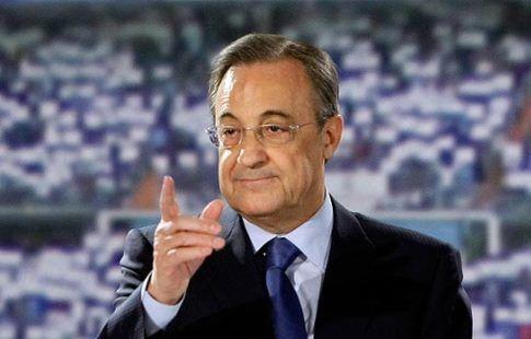 """Перес заявил, что """"Реал"""" усилится потрясающими игроками"""