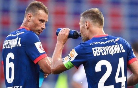 """Газзаев: """"Хочу пожелать всем такой прекрасной карьеры, как у братьев Березуцких"""""""