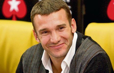 Андрей Шевченко на два года продлил контракт со сборной Украины
