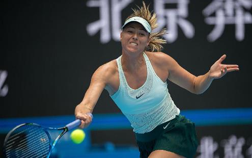 Шарапова опустилась на 22-ю строчку в рейтинге WTA