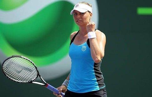 Российская теннисистка Звонарёва не смогла выйти во второй круг Moscow River Cup
