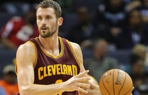 """НБА. """"Кливленд"""" объявил о подписании долгосрочного соглашения с Лавом"""