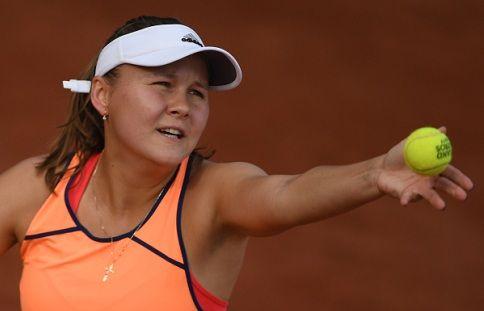 Родина проиграла Саснович во втором круге на турнире в Москве