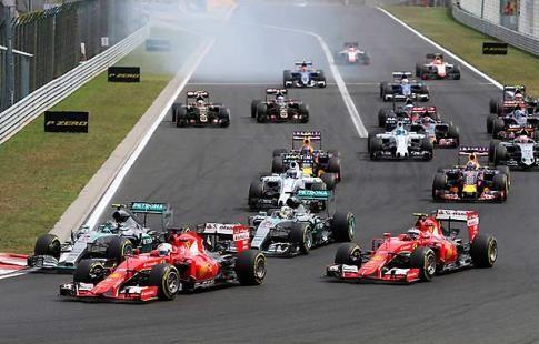Хэмилтон сильнейший в квалификации Гран-При Венгрии, Сироткин - последний