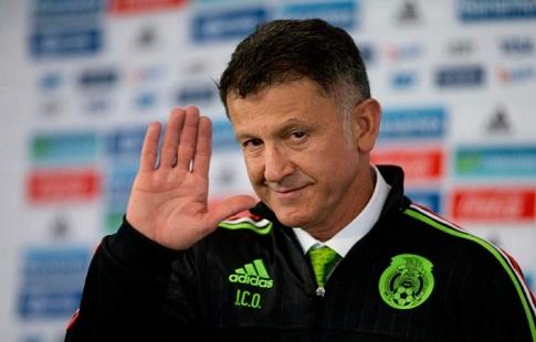 Федерация футбола Мексики подтвердила уход Осорио с поста главного тренера сборной