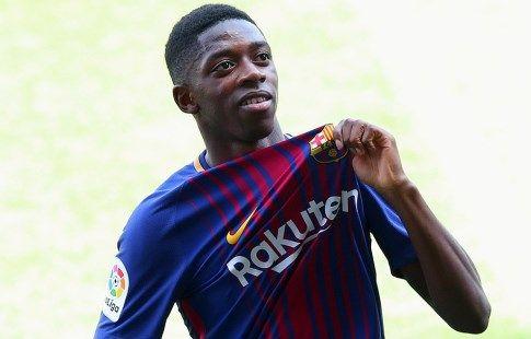 """Дембеле близок к переходу в """"Арсенал"""", """"Барселона"""" хочет получить в обмен Рэмси"""