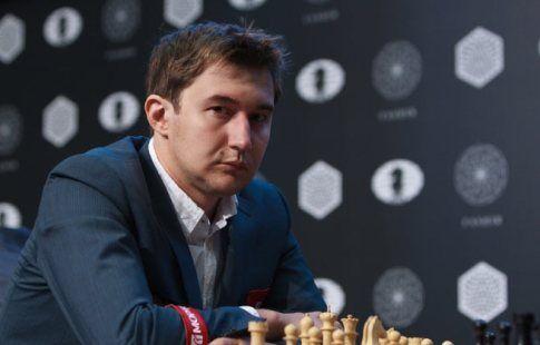 Карякин сохранил 10-е место в рейтинге FIDE