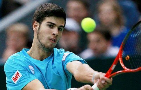 Хачанов проиграл во втором круге турнира ATP в Вашингтоне