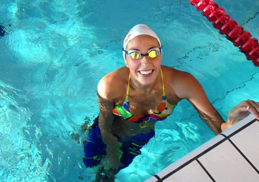 Француженка Лезафр победила в заплыве на 400 метров комплексом на ЧЕ