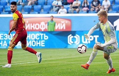 """Артём Дзюба – о голе Шатова: """"Я задел мяч, это мой гол!"""""""