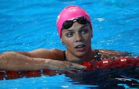 Ефимова выиграла стометровку брассом на чемпионате Европы в Глазго