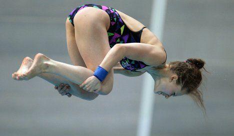 Прыгуны в воду Тимошинина и Кузнецов завоевали бронзу в командных соревнованиях на ЧЕ