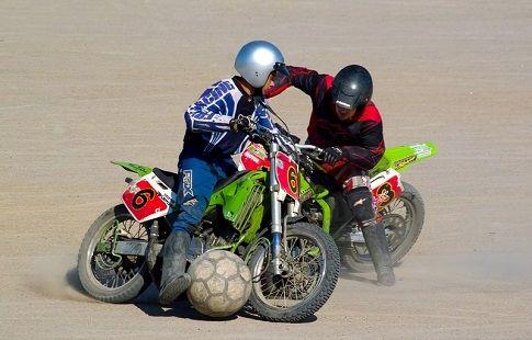 Чемпионат Европы по мотоболу открылся в Коврове