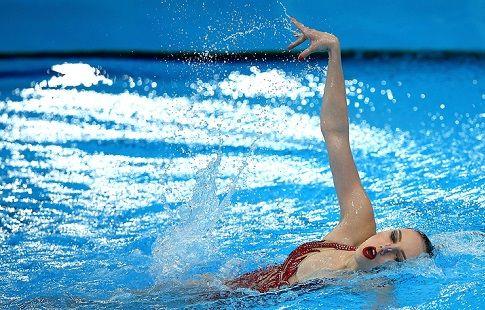 Синхронистка Колесниченко завоевала золото ЧЕ в произвольной программе солисток