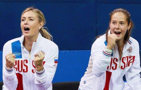 Кубок Роджерса, Второй круг, Касаткина - Шарапова, прямая текстовая онлайн трансляция