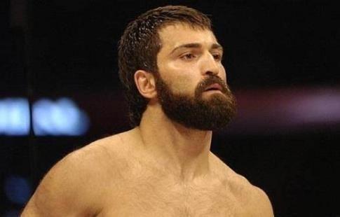 """Орловский: """"Сделаю всё, чтобы стать чемпионом UFC"""""""