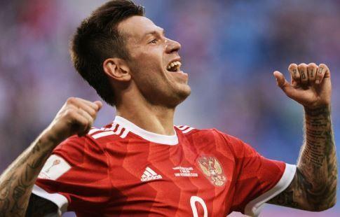 """""""Краснодар"""" поблагодарил Смолова за игру и пожелал успехов в карьере"""