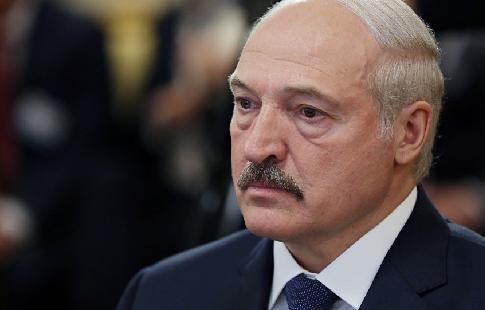 """Лукашенко: """"Зенит"""" приехал в Минск с распальцовкой"""""""