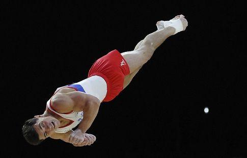Российские гимнасты завоевали золото чемпионата Европы в командном многоборье