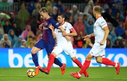 Суперкубок Испании, Севилья - Барселона, прямая текстовая онлайн трансляция