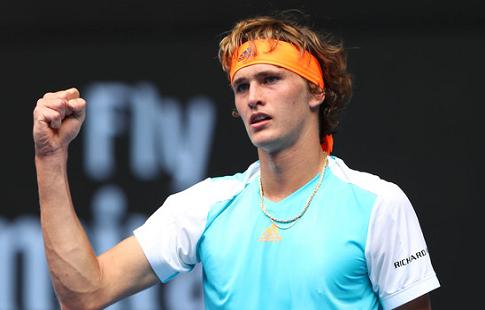 """Федерер: """"Надеюсь, Зверев станет первой ракеткой мира"""""""
