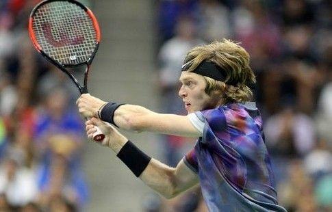 Рублёв проиграл Нисикори на турнире в Цинциннати