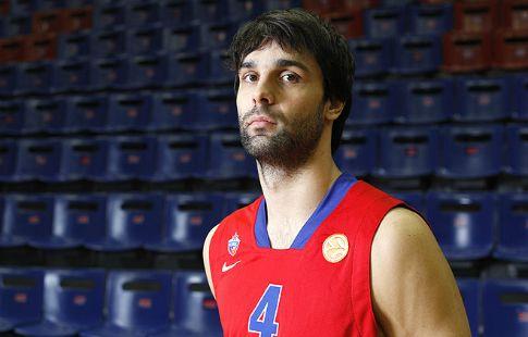 """Теодосич: """"НБА далеко впереди европейских баскетбольных турниров"""""""