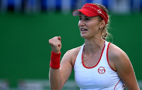 Теннисистки Макарова и Градецкая вышли в полуфинал турнира в Цинциннати