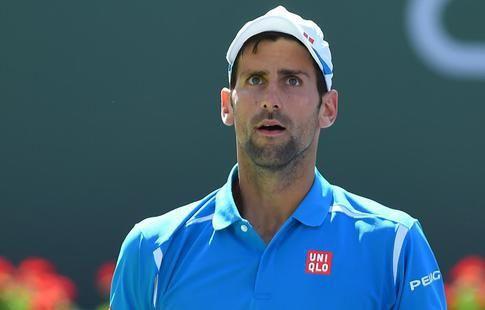 """Джокович: """"Постоянные перерывы из-за дождя усложняют работу теннисистов"""""""