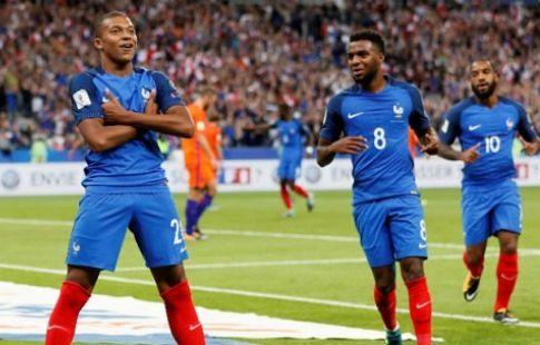 Франция побеждает в Лиге Наций. Почти без шансов для Голландии.