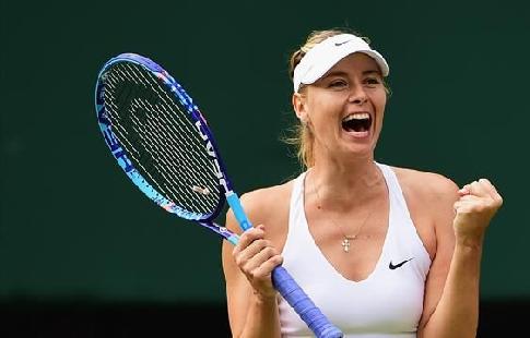 Шарапова сохранила позиции в рейтинге WTA, Павлюченкова потеряла 11 мест