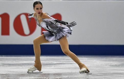 Загитова выиграла короткую программу на турнире в Германии