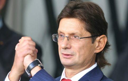 Федун представил проект реформы российского футбола