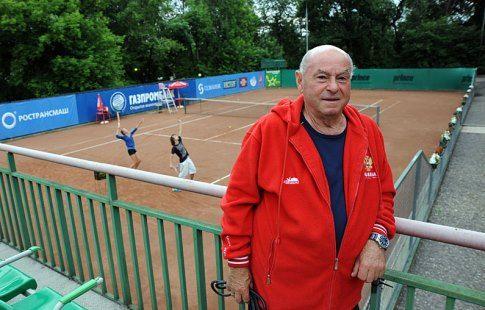 """Камельзон: """"Потапова является одной из перспективнейших теннисисток в России"""""""