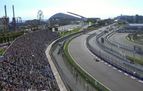 Гран-При России, гонка, прямая текстовая онлайн трансляция