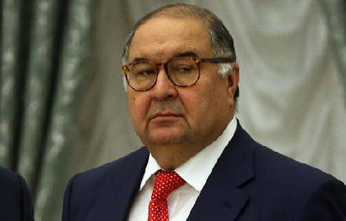 """Усманов допустил, что может стать акционером """"Эвертоном"""""""