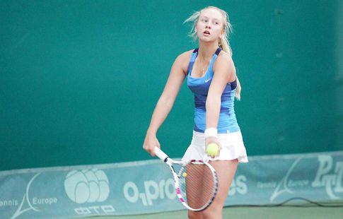 Потапова впервые в карьере вошла в сотню сильнейших теннисисток мира