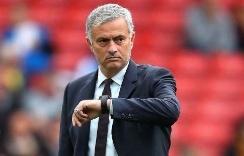 "Моуринью намекнул на низкую мотивацию игроков ""Манчестер Юнайтед"""