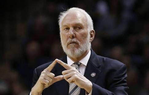 Попович стал пятым тренером с 1200 победами в истории НБА