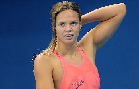 Егорова победила на дистанции 800 метров кролем на ЧР по плаванию на короткой воде