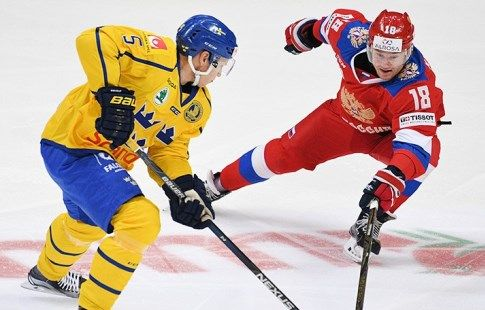 Кубок Карьяла, Россия - Швеция, прямая текстовая онлайн трансляция