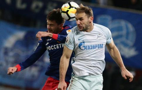 РПЛ, ЦСКА - Зенит, прямая текстовая онлайн трансляция