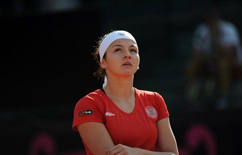 Гаспарян вошла в топ-100 рейтинга WTA, Александрова поднялась на 22 позиции